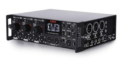 Fostex FM3 3 Channel Field Mixer