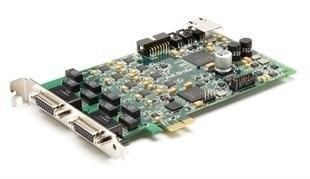 Lynx AES16e 192kHz AES/EBU PCIe Interface