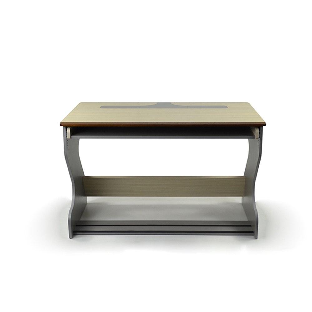 Zaor Miza Jr Compact Studio Desk Grey/Oak