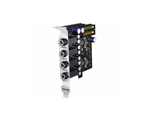 RME AI4S-192-AIO Analogue Expansion Board (4 TRS Inputs) For HDSP 9632 and HDSPe AIO