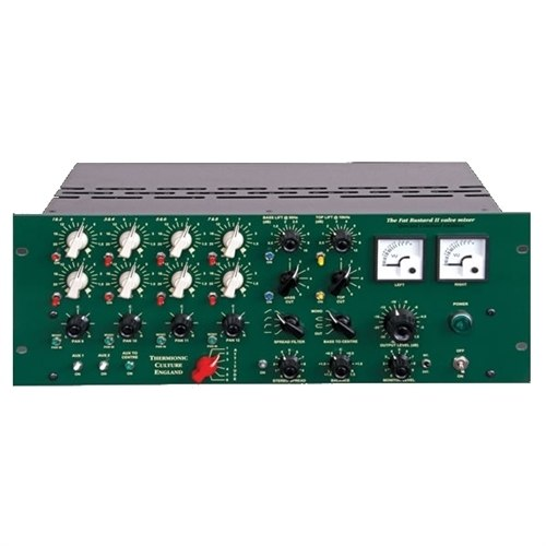 Thermionic Culture Fat Bustard Valve Mixer Balanced Limited Edition Green