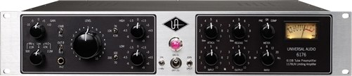 Universal Audio 6176 Valve Microphone Preamp / Limiter
