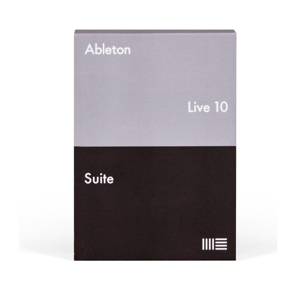Ableton Live 10 Suite Educational - Download