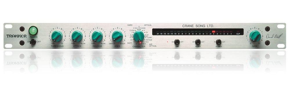 Crane Song Trakker Discrete Class A Compressor Limiter