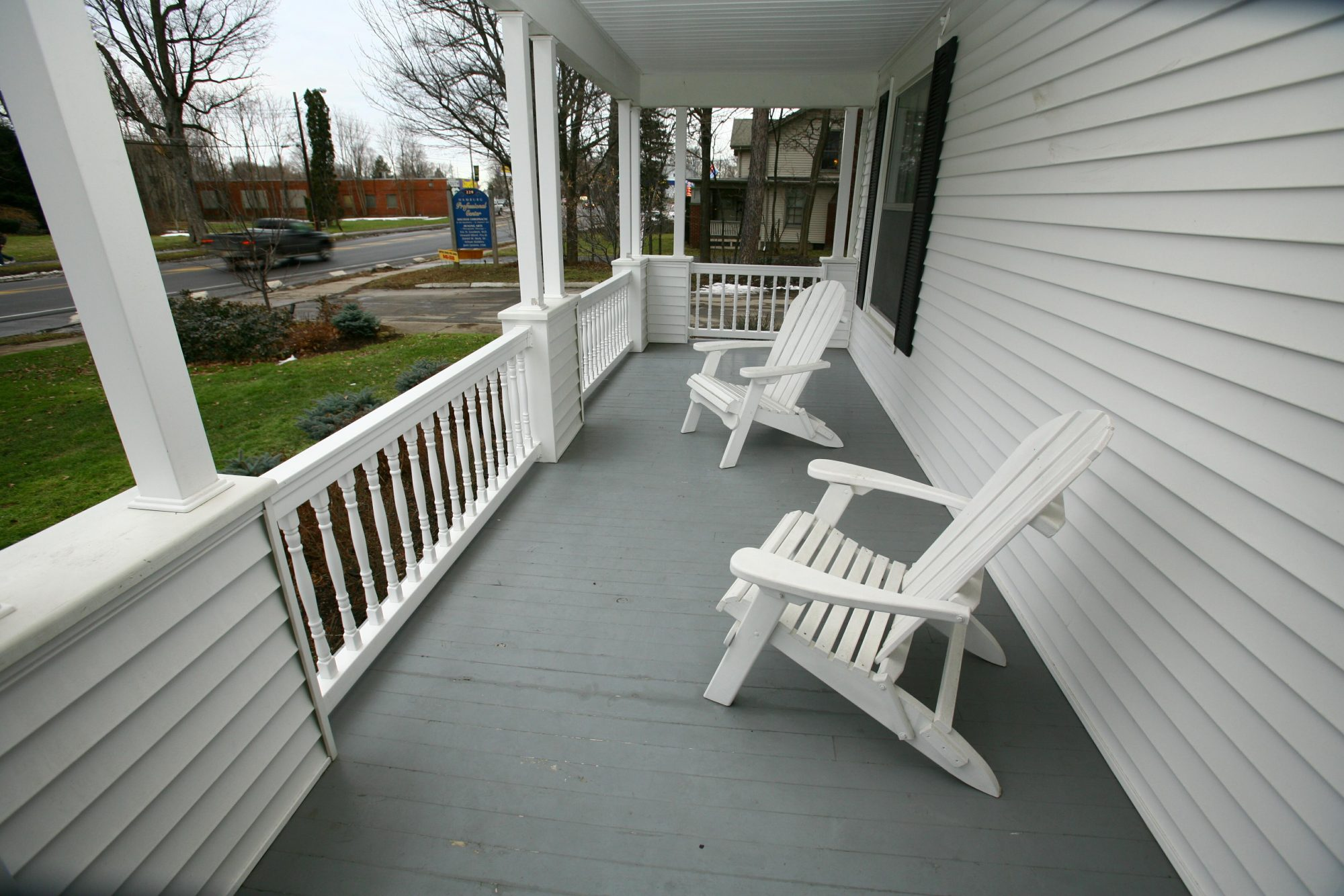 Patio Roofs, Porches, and Decks Gallery - Kaz Home ... on Patio With Deck Ideas id=84512