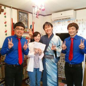 テレビ朝日・NHK・eo光TVなどでの四代目洋平のドキュメント映像です。
