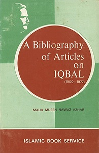 Bibliography of Articles on Iqbal