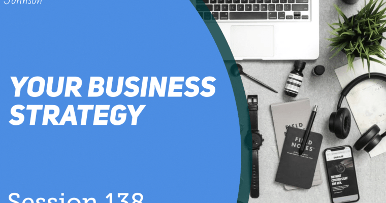 your business strategy