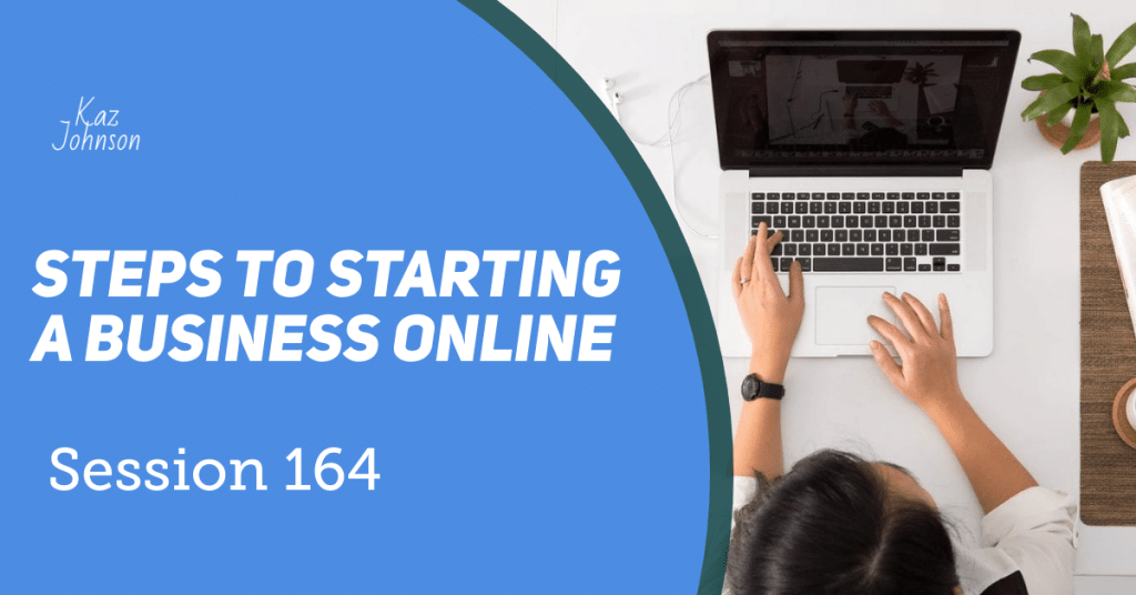 Steps to Starting a Small Business Online