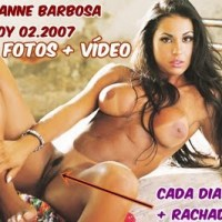 Gracyanne Barbosa - Revista Playboy