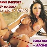 Gracyanne Barbosa - Revista Playboy