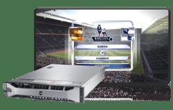 Sports Live Video System