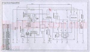 Wiring Diagram For Chinese 110Cc Atv – readingrat