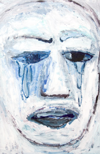 Crying Man