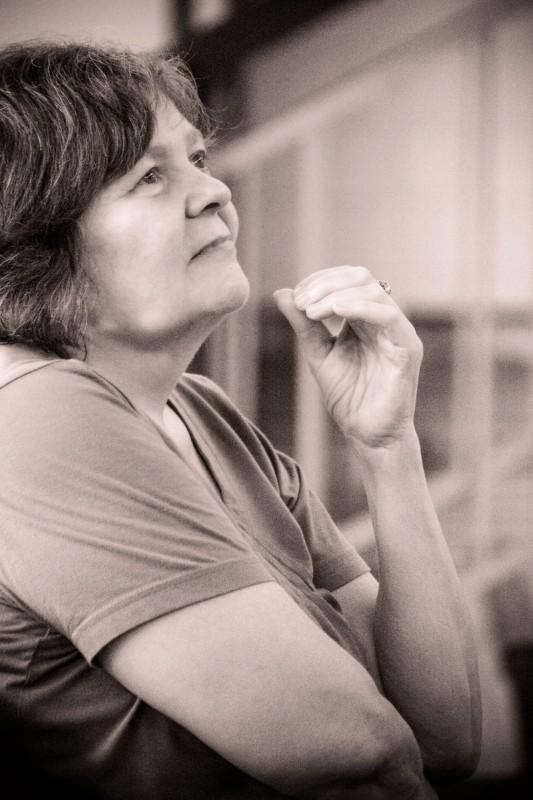 Kovácsné Lapu Mária, fotó: Illés Csaba