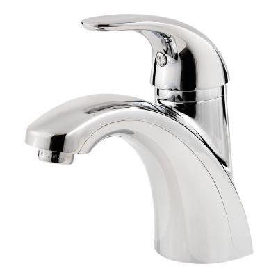 pfister lf 042 pr parisa 6 1 4 inch deck mount single control bathroom faucet