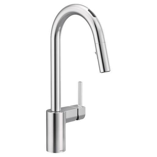 moen 7565evbg u by moen smart faucet brushed gold