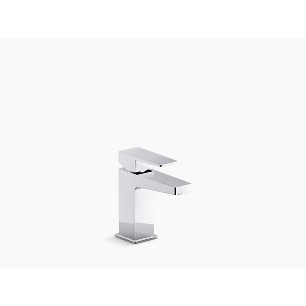 kohler k 99760 4 honesty single hole bathroom faucet includes pop up drain assembly