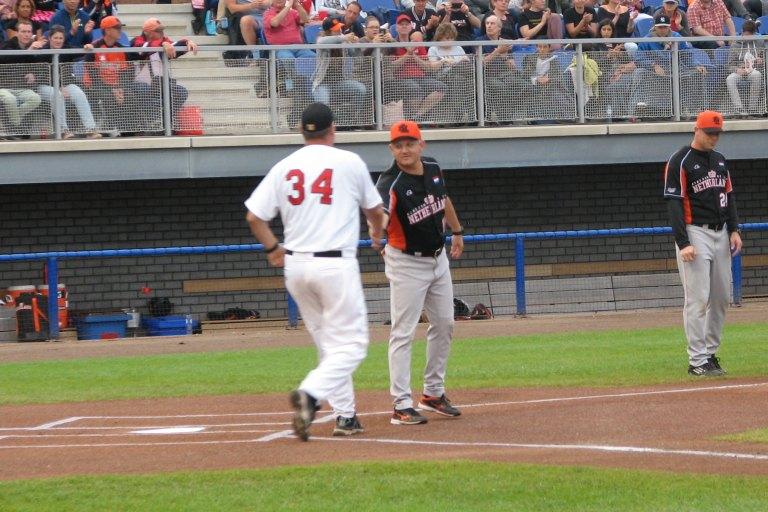 Steve Janssen – European Baseball Coach of the Year
