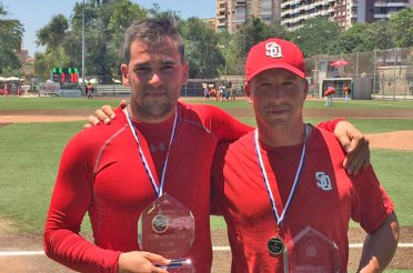 Borgerhout Squirrels win the Federations Cup 2017 in Valencia