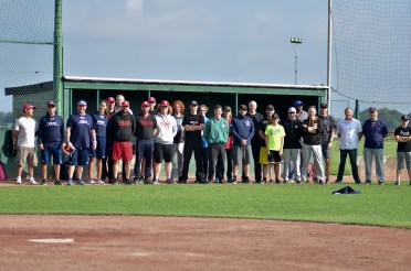 KBBSF-FRBBS is proud to host the WBSC-led Baseball and SoftballCoaching Camps