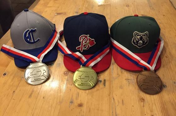Flemish Men Softball Teams won European Gold, Silver and Bronze this weekend!