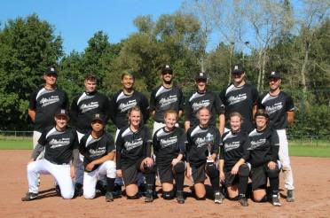Afterburners win Belgian Slow Pitch Series