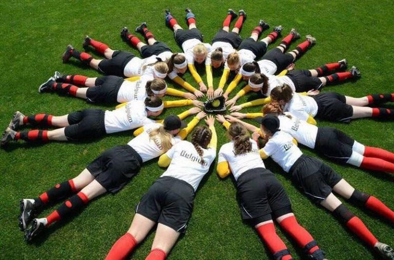 U16 National Team Fastpitch will start their U16 Women's European Championship today