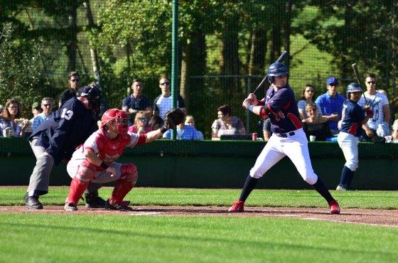 European Top Baseball at Brasschaat in Federations Cup, 11-16 June 2018