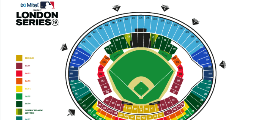 Now 24h early access to presale of Red Sox vs Yankees in London 2019