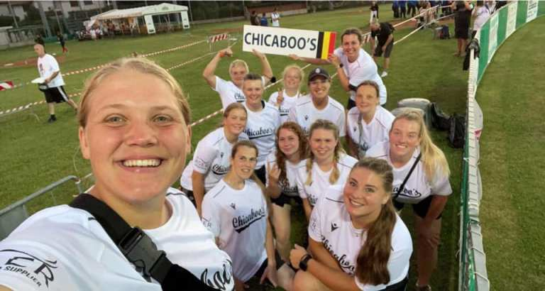 Chicaboo's top 6 at Women's Softball European Cup Winners Cup