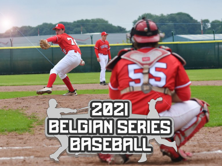 Exciting Finals this weekend and dates Belgian Series Baseball