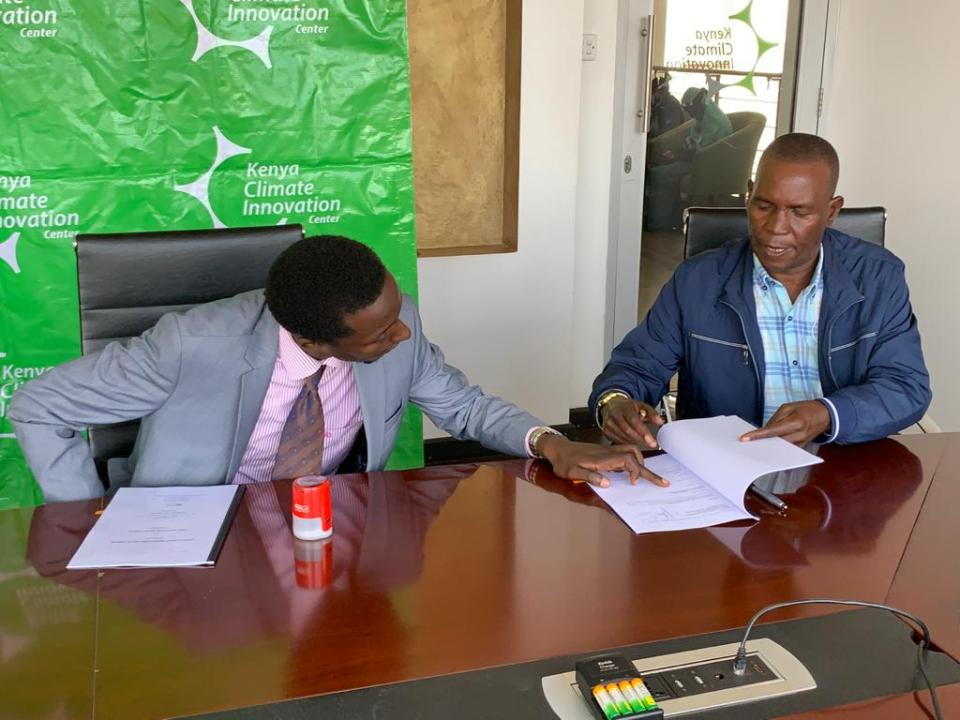 Meru Highlands has partnered with Kenya Climate Innovation Centre in a deal that targets dairy farming among the nomadic pastoralist in Meru County.