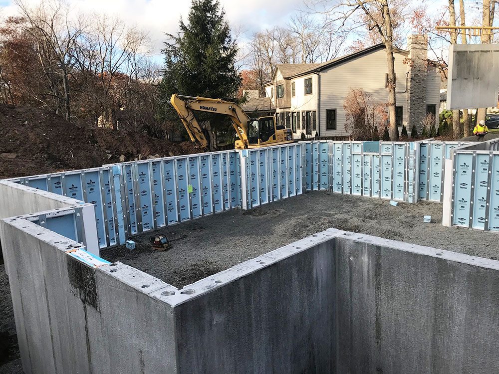 precast concrete basement wall panels the best picture Precast Basement Walls id=92246