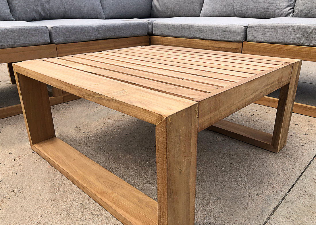 36 teak patio table quality teak