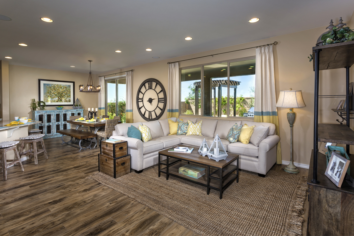 New Homes for Sale in Tucson, AZ - Mountain Vail Reserve ...