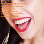 5 PRICELESS BEAUTY TIPS