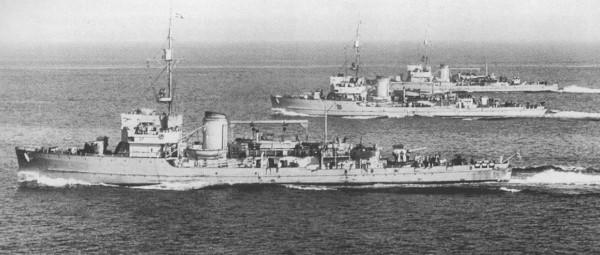 Billedresultat for Type 1940 minesweeper