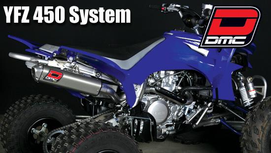 Yamaha Yfz450 Dmc Afterburner Comp 4