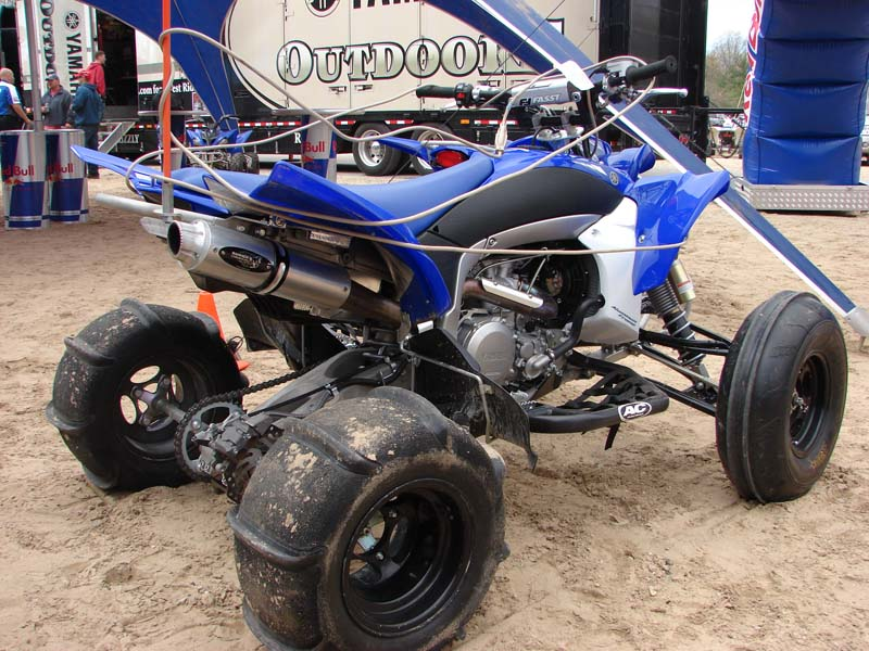 Yfz450r Barker Performance Package