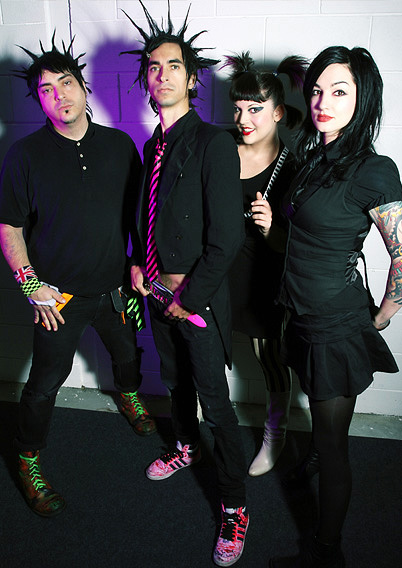 Mindless Self Indulgence Lights Out