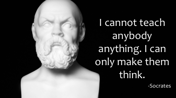How to find the real need with socratic questioning