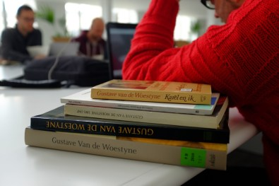 Edit-a-thon at Royal Library of Belgium - Public Domain month 2018 - 07