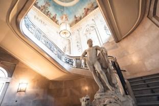 Trap van het Paleis van Karel van Lotharingen
