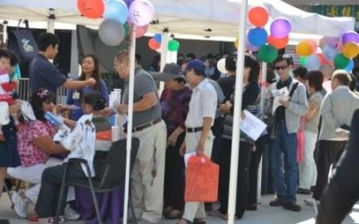 KCAL Insurance Hosts Community Health Fair Day at Hacienda Heights Office