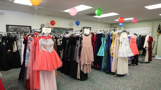 Making Dreams Come True—Thousands of Prom Dresses Collected to Help Young Ladies Attend Prom