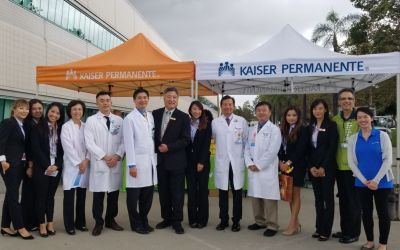 KCAL Takes a Tour of Kaiser's Baldwin Park Medical Center!