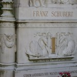 Schubert's Tombstone at the Central Cemetery in Vienna