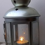 Christmas Lanterns are used to fetch the Light of Peace and bring home
