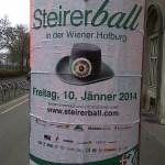 Steirerball Poster